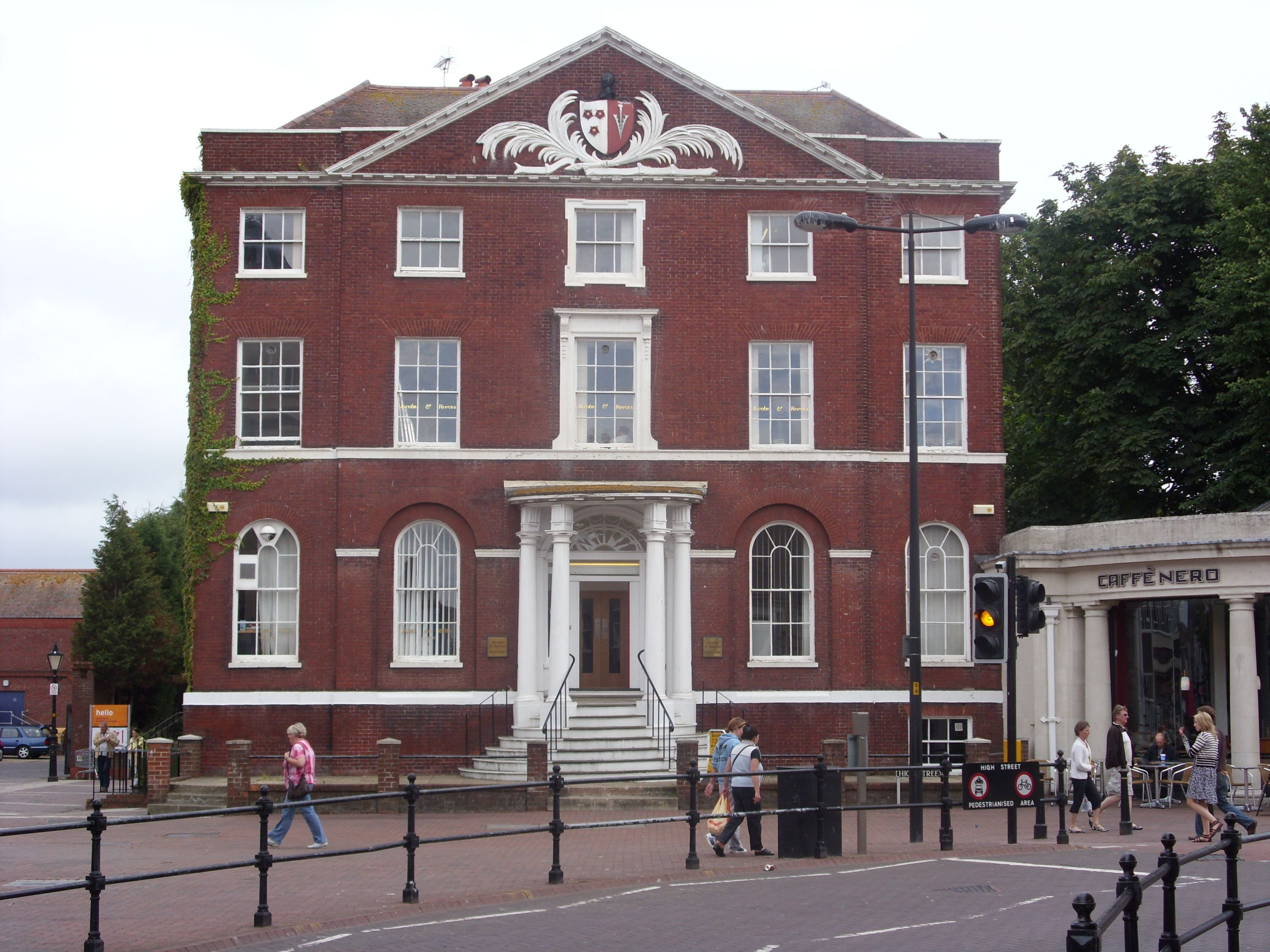 Beech Hurst House, Poole High Street, Poole, Now A