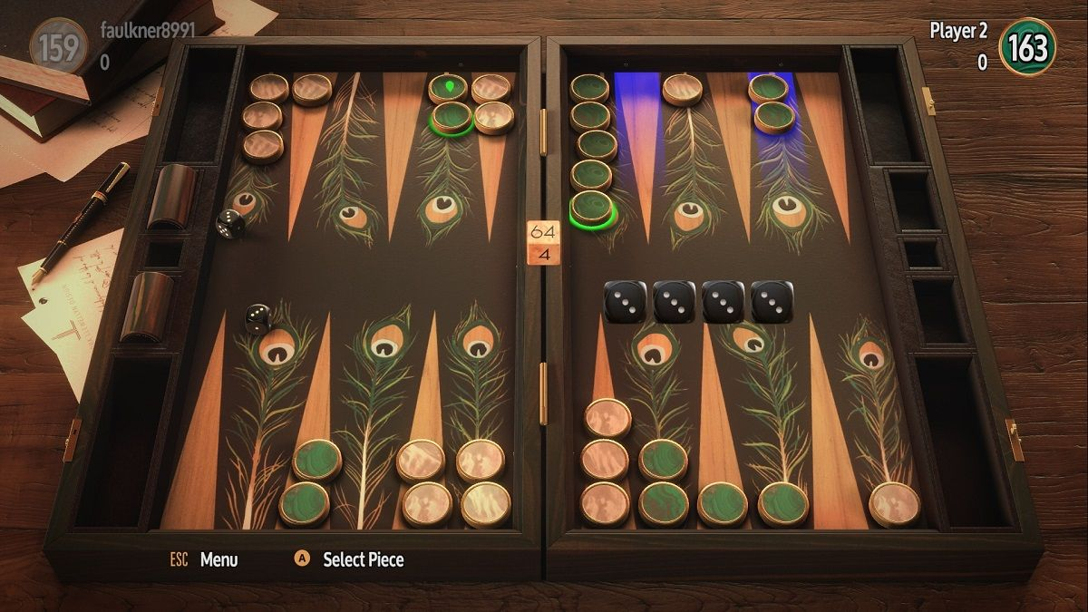 Backgammon Online • Play Backgammon Game Online for Free