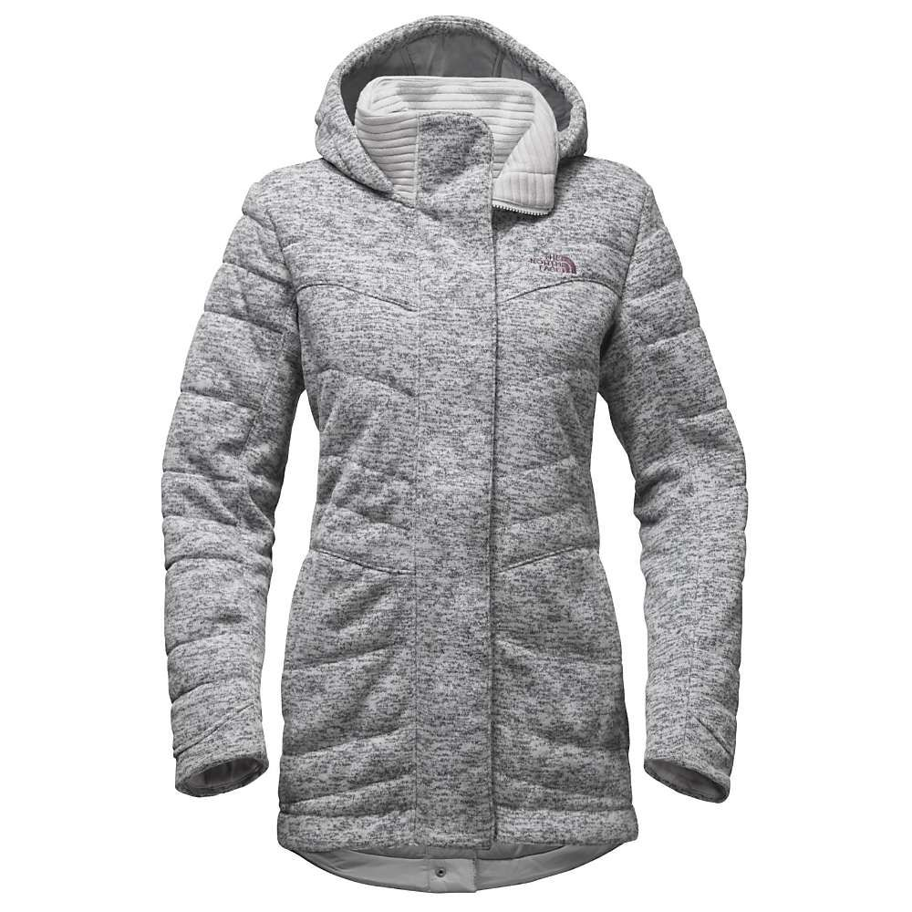 581523754 The North Face Women's Indi Insulated Parka - Medium - TNF Light ...