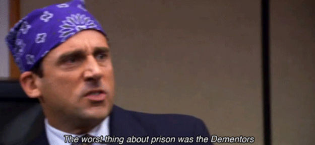 """When Michael talked about being locked up: 
