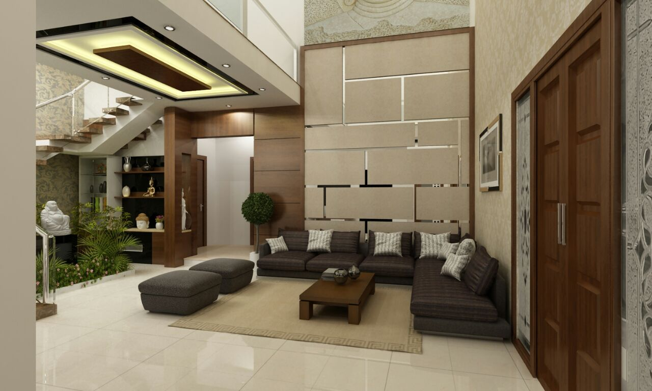 Interiordesign luxury villa designing in hyderabad if you need any related services email info wallsasia also rh pinterest