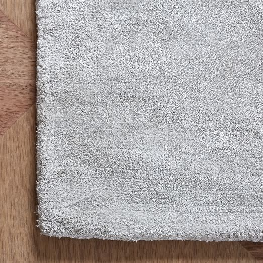 Lucent Rug Frost Gray West Elm Rugs Classic Furniture Soft Furnishings