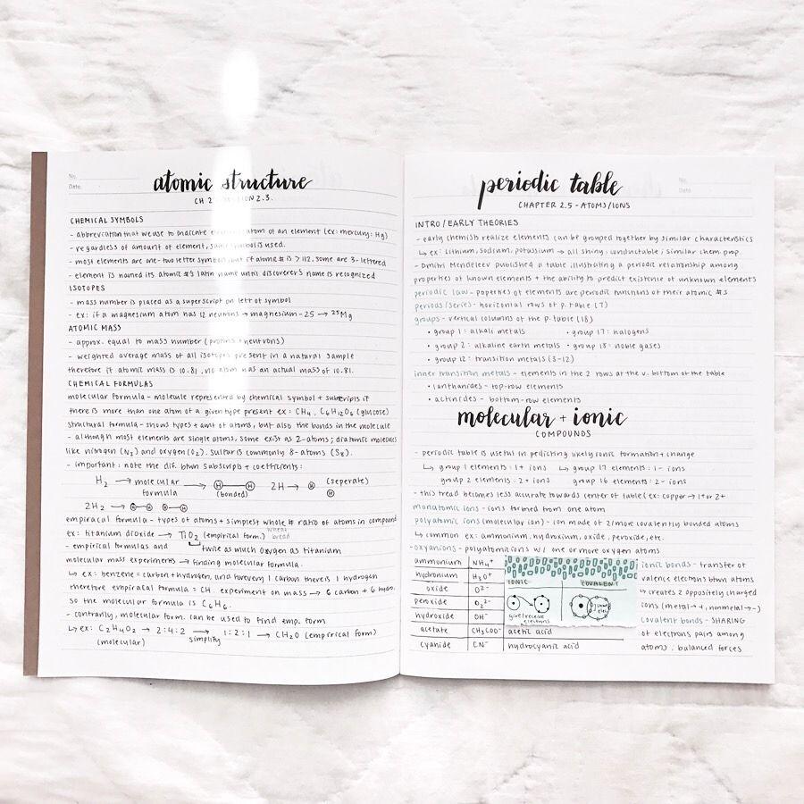 Emma's Studyblr | School stuff | Study notes, Study motivation