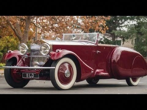 History Of Rolls Royce Rolls Royce Motor Cars Automobile