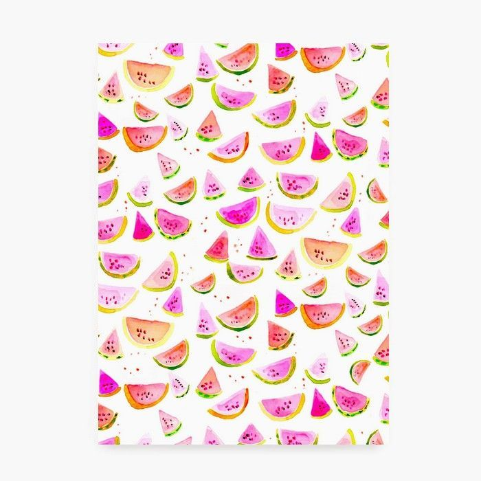 Watermelon notebook to keep it fresh for the school year.