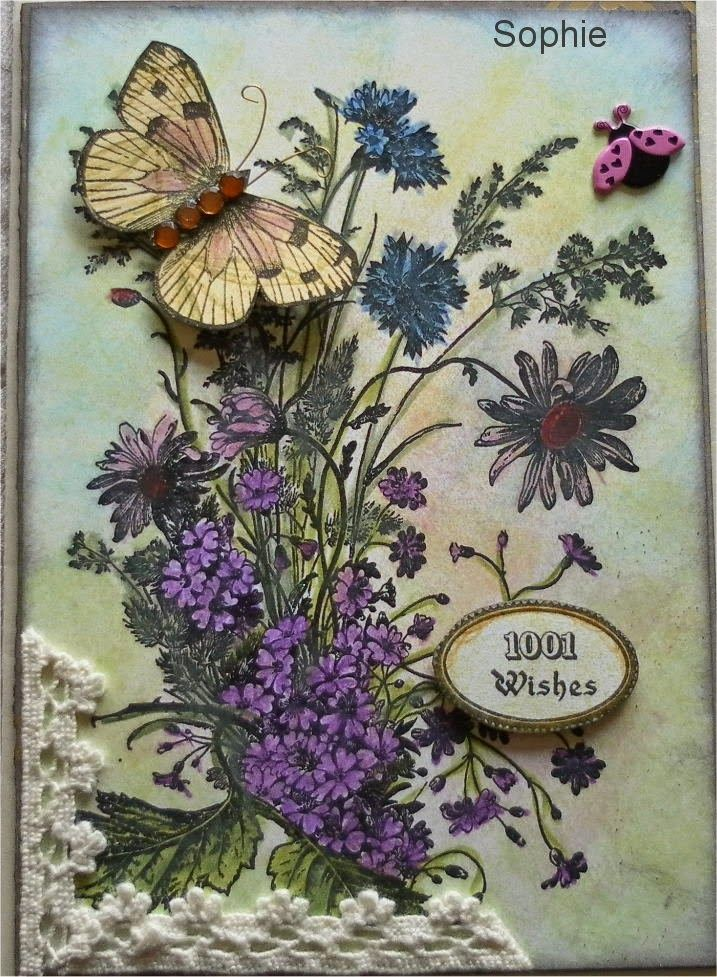 Sophie's Art: Blumen - Flowers