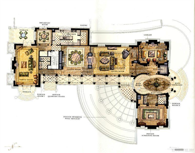 498221d6cc20584a113488b720c5636e Jpg 800 627 Sims House Design Luxury House Plans Floor Plan Design