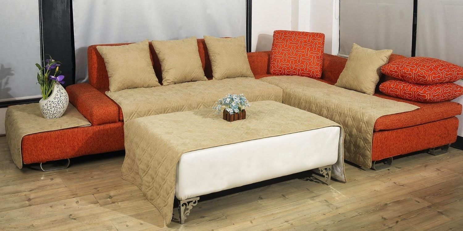 Captivating Enhance Your Room With This Lovely Fully Quilted Sectional Sofa Slipcovers  Pads. This Ultra Smooth Set Will Compliment Any Theme You Have Set For Your  Room.