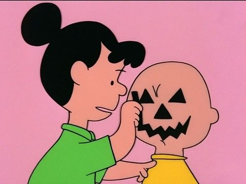 """Thank you, Charlie Brown, you were the perfect model."""