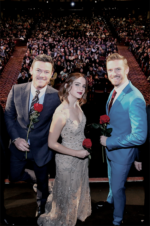 Emma Watson Adoration Blog   Dan Stevens in 2019   Dan
