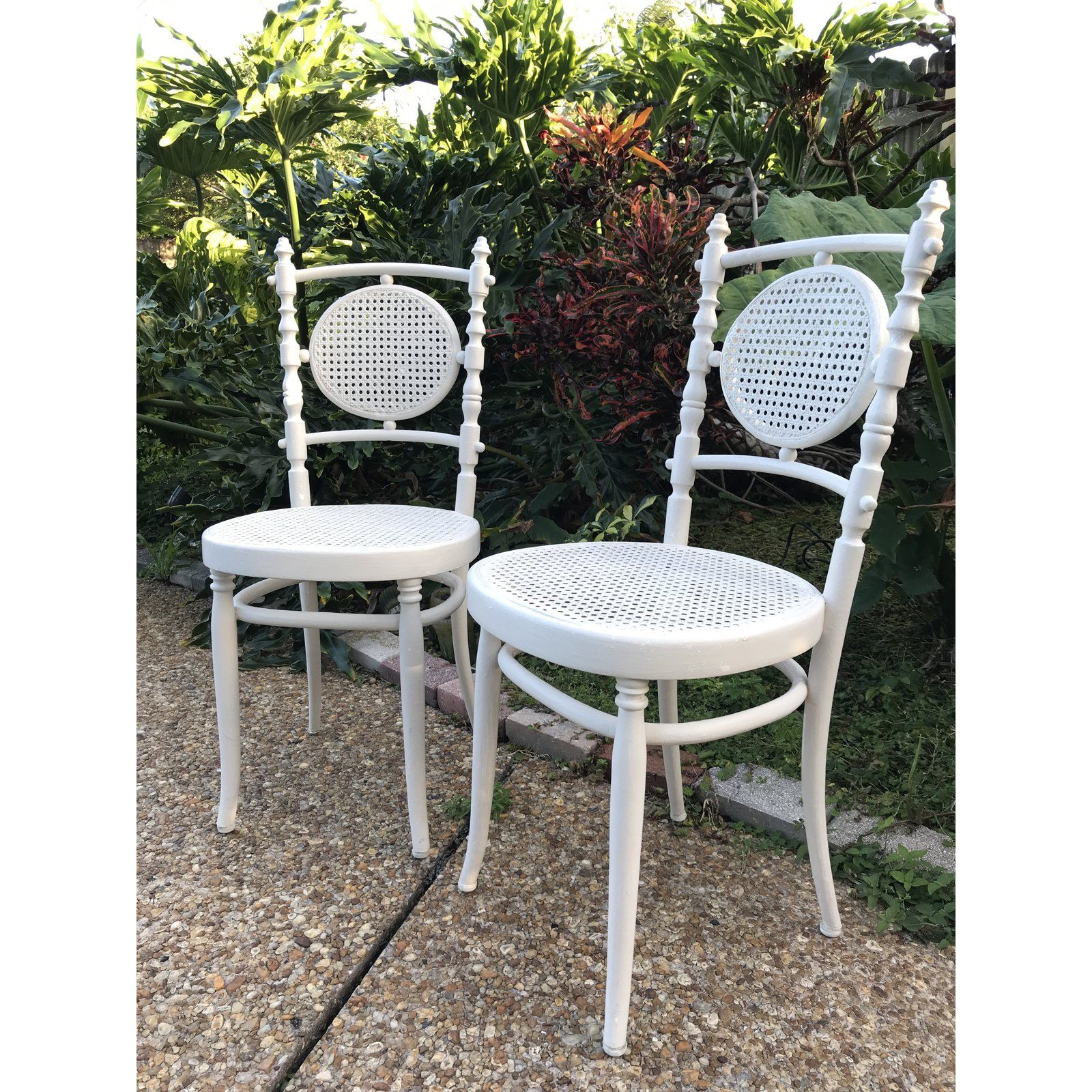 Very Rare And True Antique Bentwood Bistro Chairs Produced In 1913 S In Europe Austria And Outdoor Patio Furniture Sets French Style Homes European Home Decor