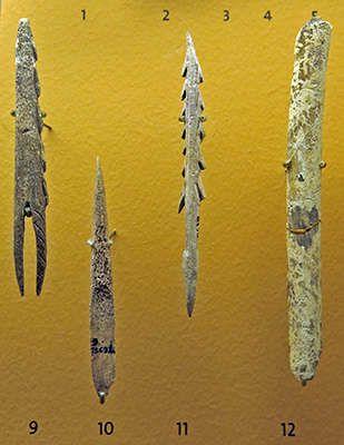 La Madeleine tools and artefacts