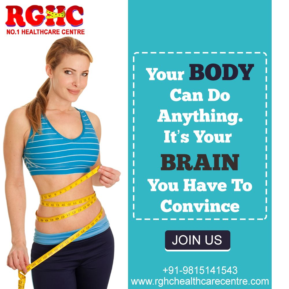 Always look fit and healthy by the join RGHC Healthcare
