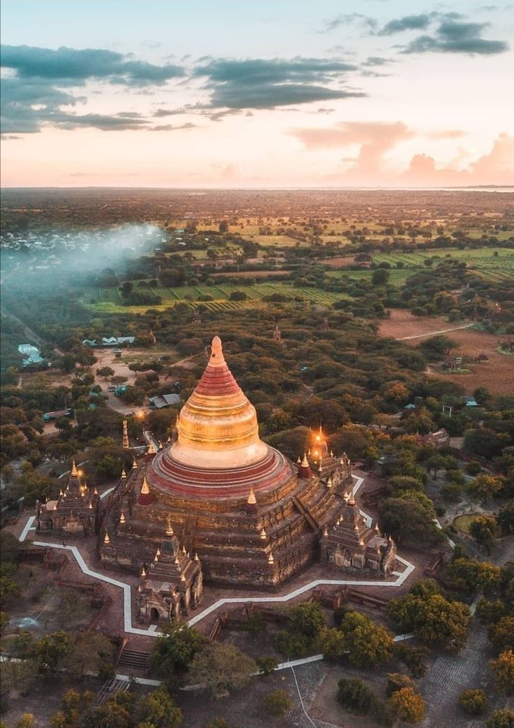 Bagan, Myanmar   - Our World - Asia -