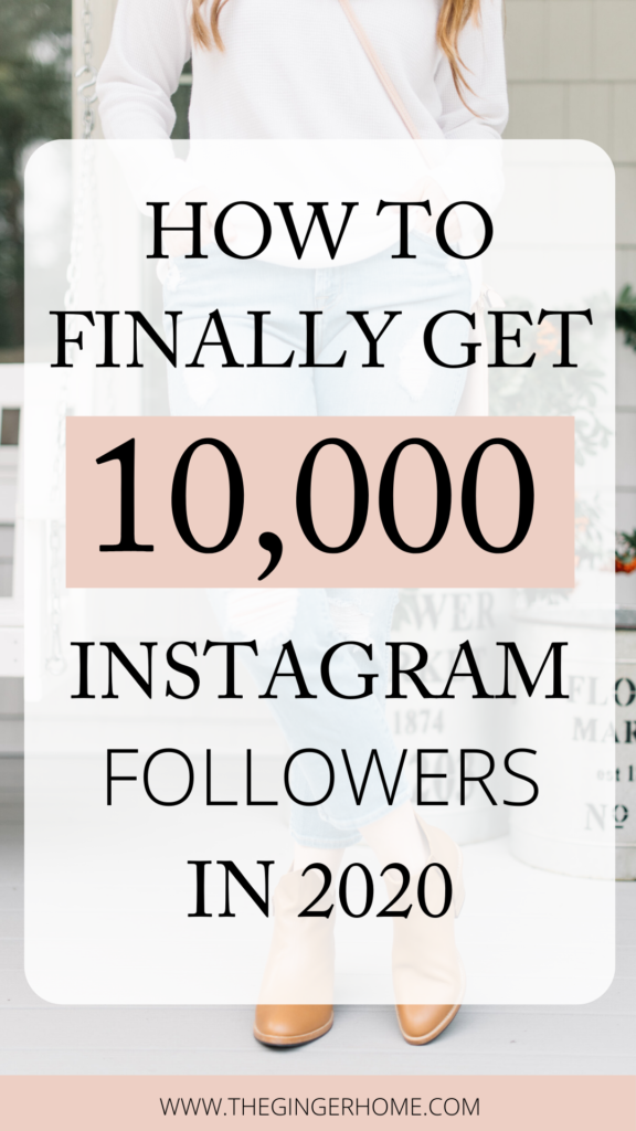 10 tips to reach 10K – how to authentically gain followers on Instagram!