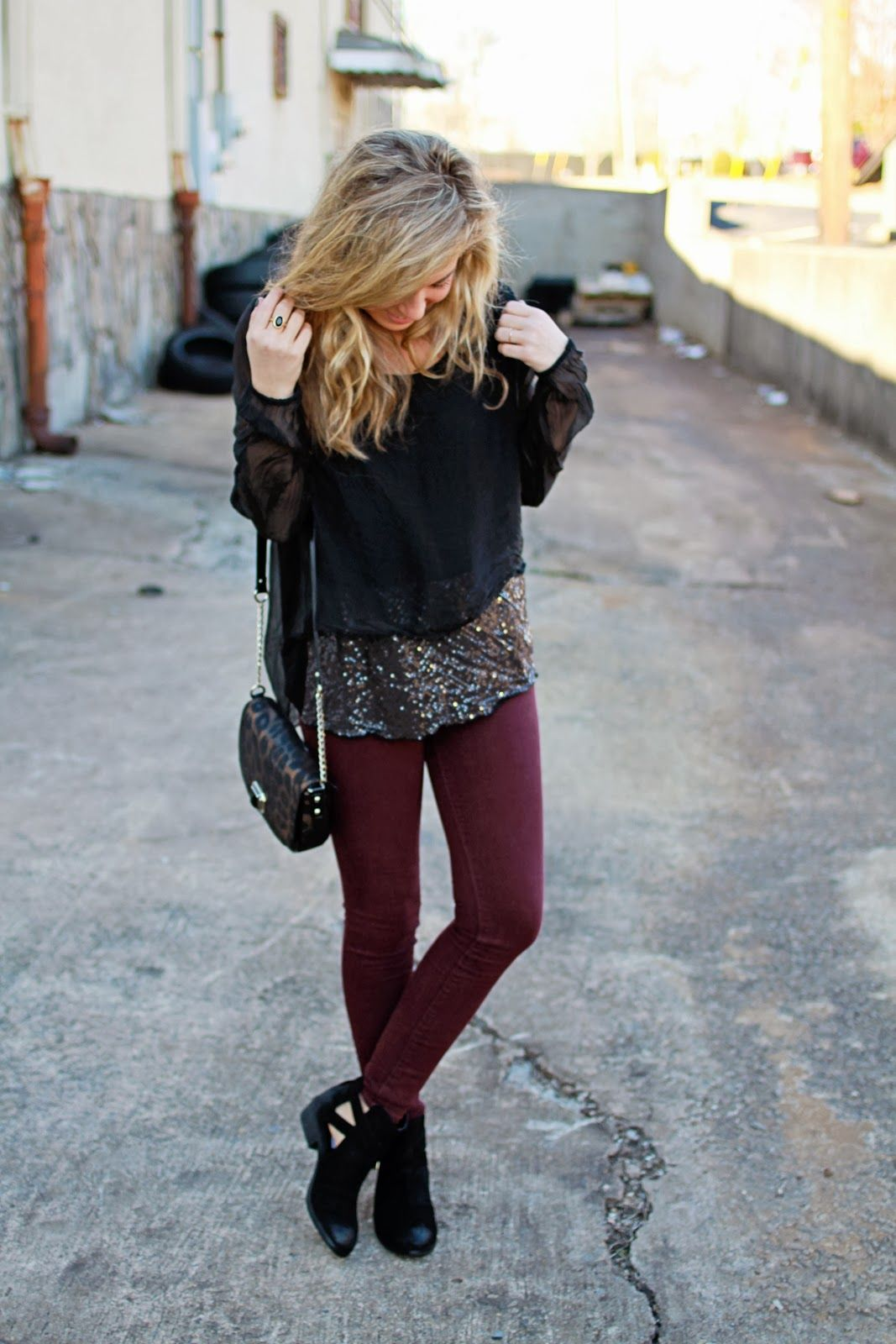 Perfect date night outfit!