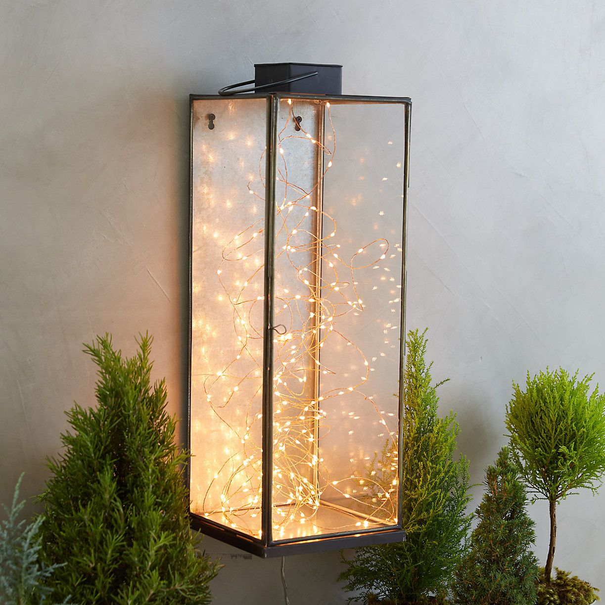Set Up A Cozy Winter Porch With These Simple Decorating Tips Wall Lantern Sconces Wall Sconces
