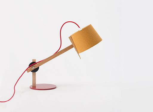 Make your own angle lamp lampen pinterest lights if you like the look of this angle lamp youre in luck you can make it yourself the make your own angle lamp comes as a kit available in different color solutioingenieria Gallery