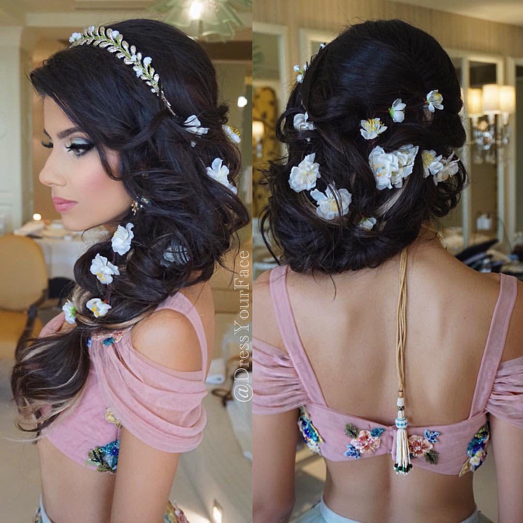 Princess Wedding Hairstyles: Jasmine Hair, Princess Jasmine
