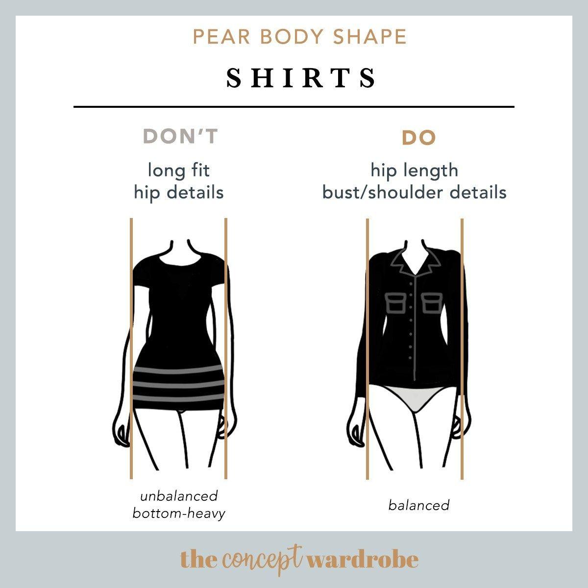 Pear Body Shape Pear Body Shape Pear Body Pear Body Shape Outfits