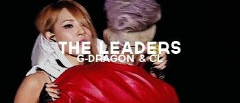 GD❤and CL♡
