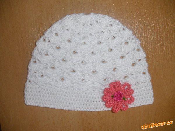 6a8e4dd37 jarní/letní | NÁVODY NA ČEPIČKY | Knitted hats, Crochet hats och ...