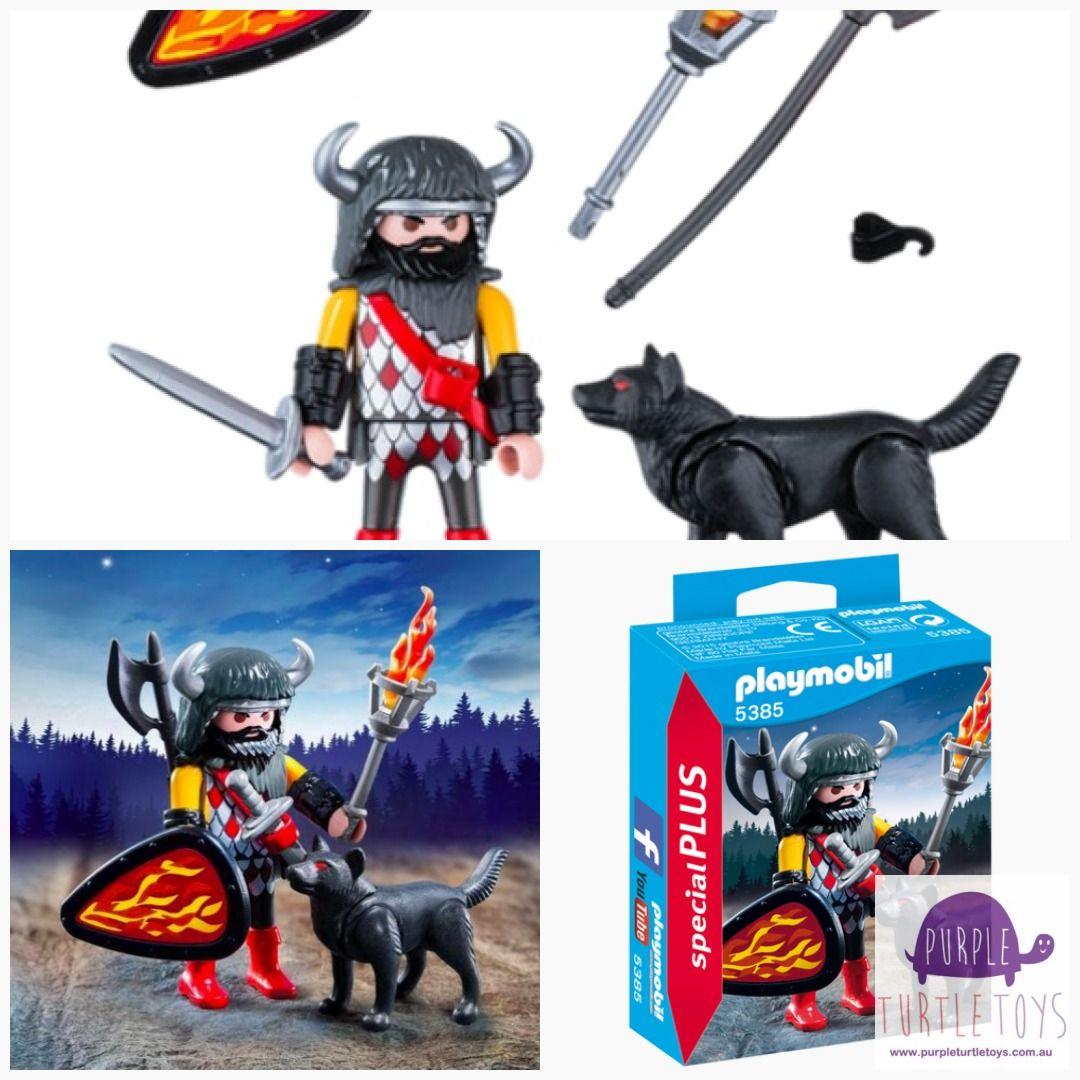 Playmobil 5385 Special Plus Wolf Warrior