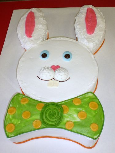 Bunny Cake Idea