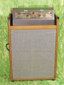Tube amp  Did I mention this