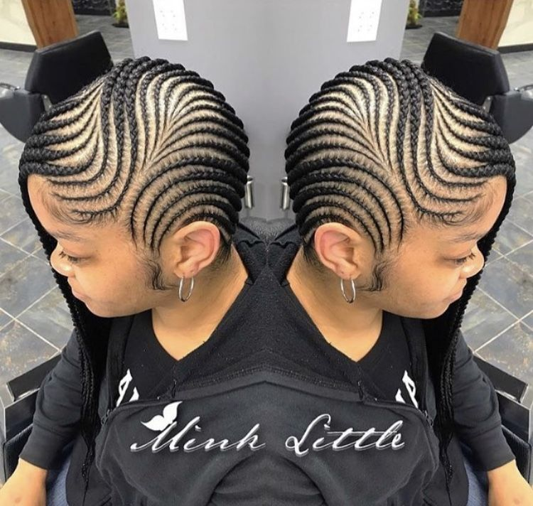 Natural Hair Styles Image By Genesis2 On Braids