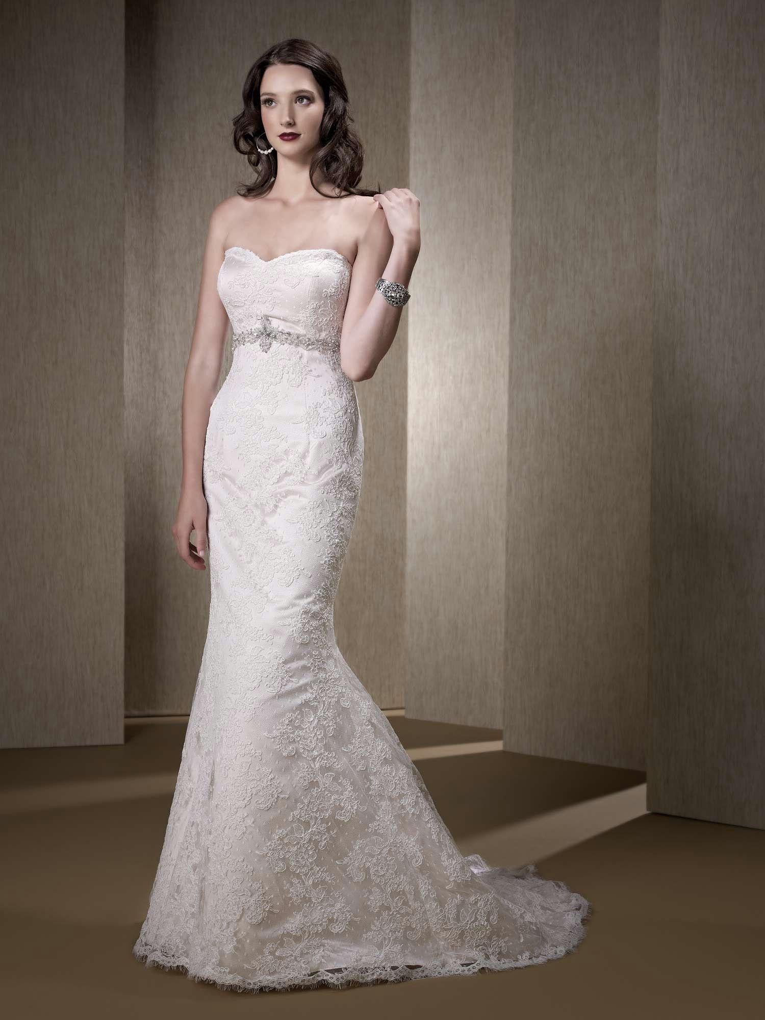 Kenneth winston wedding dresses style b