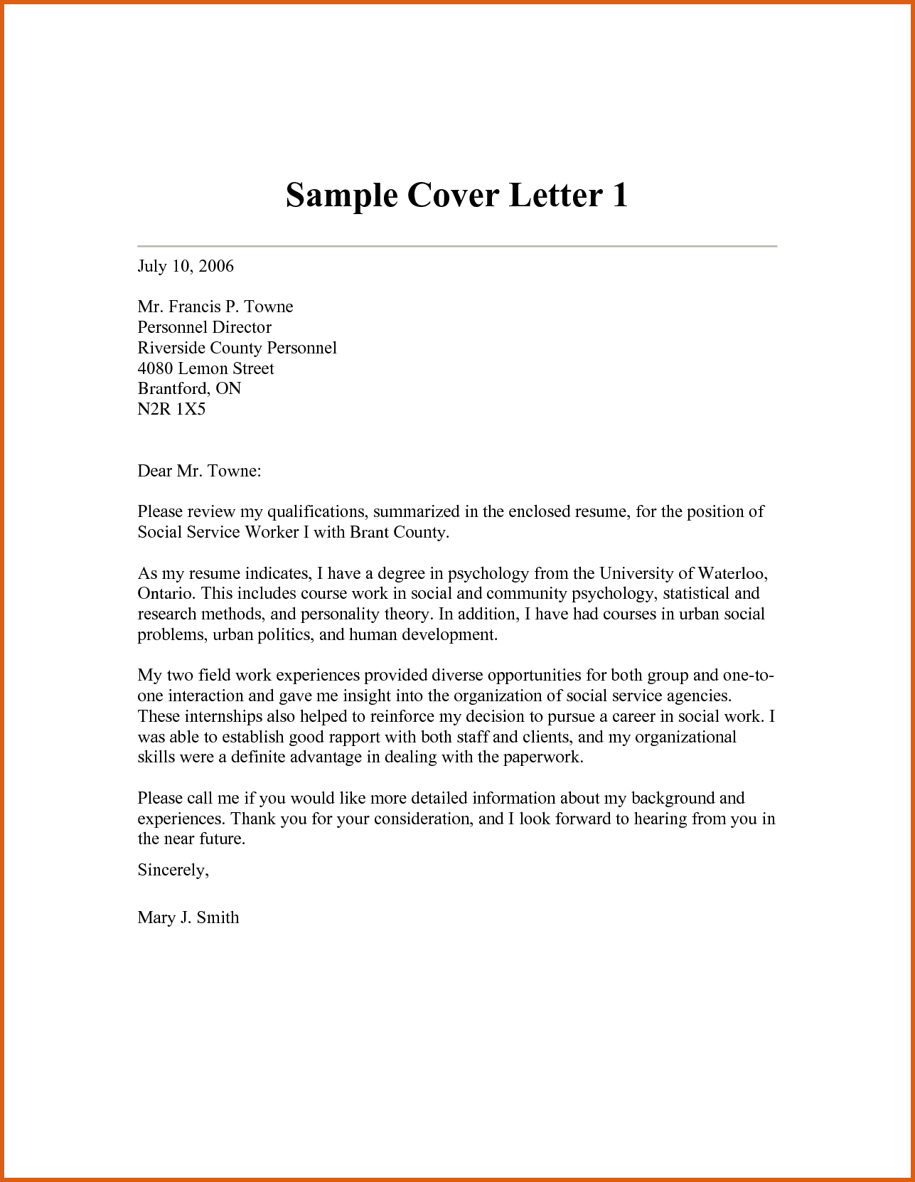 Social Services Cover Letter from i.pinimg.com