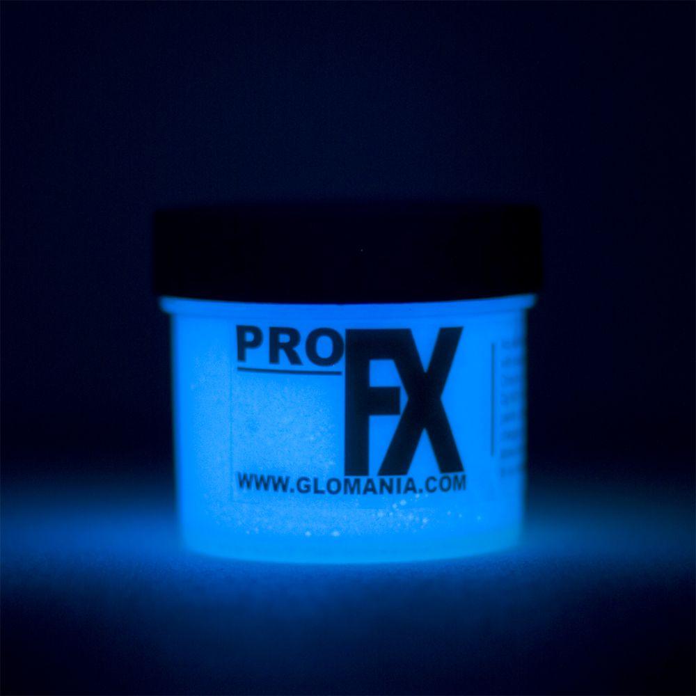 Profx Gid Blue Glow In The Dark Acrylic Paint 1oz Walmart Com In 2020 Glow In The Dark Glow Paint Glow