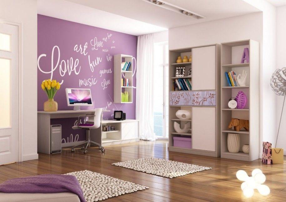 Light Purple Bedroom Ideas Bedroom Ideas Pinterest Cuarto De - Como-decorar-un-cuarto-juvenil-femenino