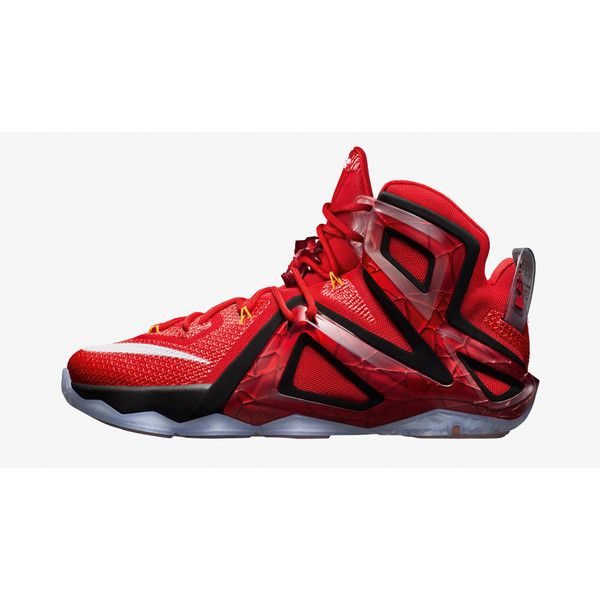 new style 7b219 d3285 Your First Look at the Nike LeBron 12 Elite ❤ liked on Polyvore