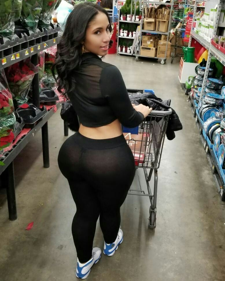 Big Ass Leggings Fucked