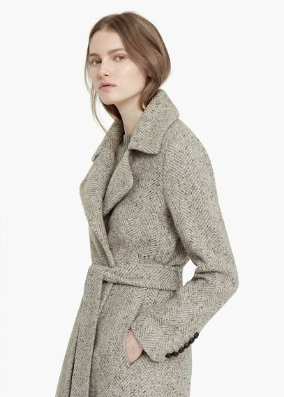 371d31177d0a3 Premium - long wool coat | MANGO | Things I must have | Pinterest ...