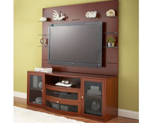 Plummers Create Your Own Unique Entertainment Wall With The Royal Entertainment Line Features Fine Qualit Entertainment Wall Entertainment Center Wall Unit