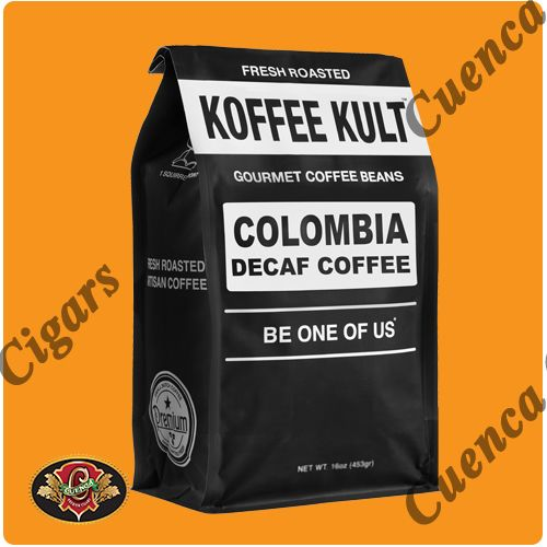 Gourmet Koffee Kult Colombian Decaf Coffee for Sale - Price: $15.50