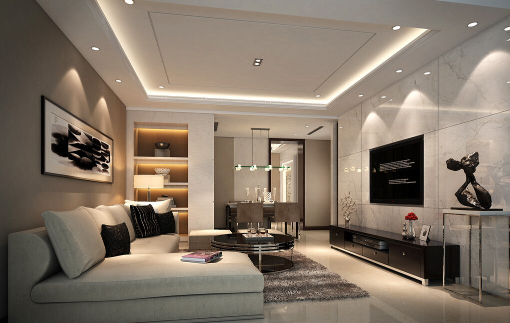 Dropped ceilings google search house ideas pinterest for Suspended ceiling designs living room