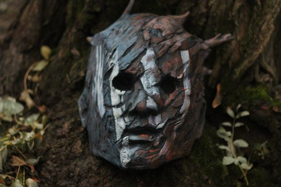 Inspired mask of the Wraith game Dead by Daylight cosplay fan