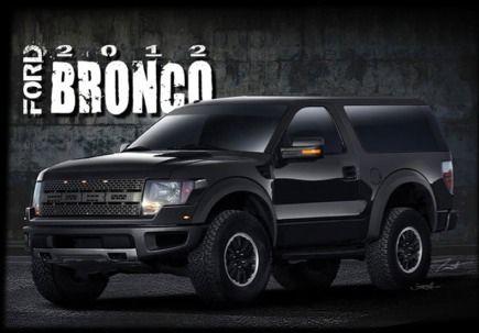 New Bronco Ford Velociraptor Hennessey Suv