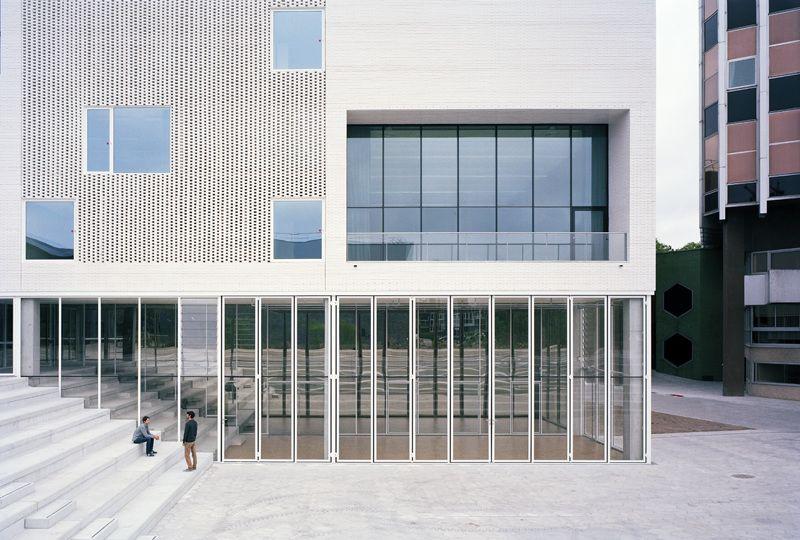 Pôle d\u0027enseignement supérieur spectacles vivants  Le Pont Supérieur - Prix Installation Electrique Maison Neuve M