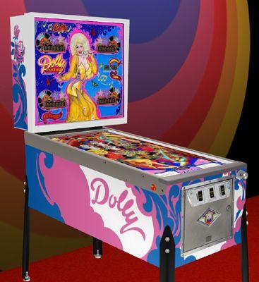 http www mameworld info 3darcade pinball pinball dollyparton jpg ピンボール ボール