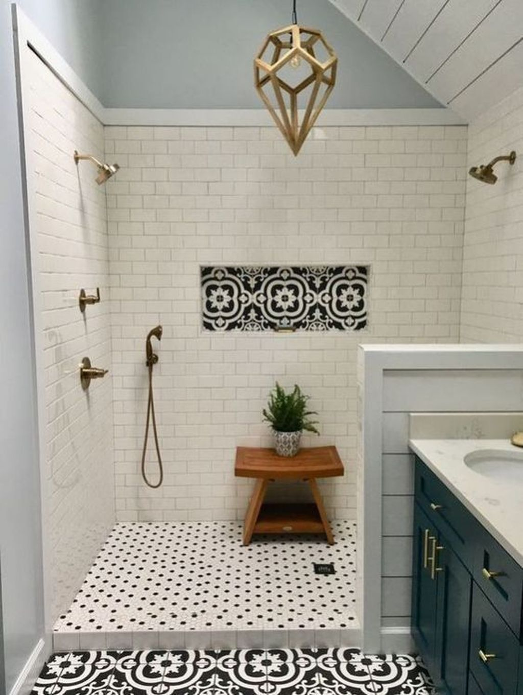 37 Popular Moroccan Bathroom Design Ideas You Will Love In 2020