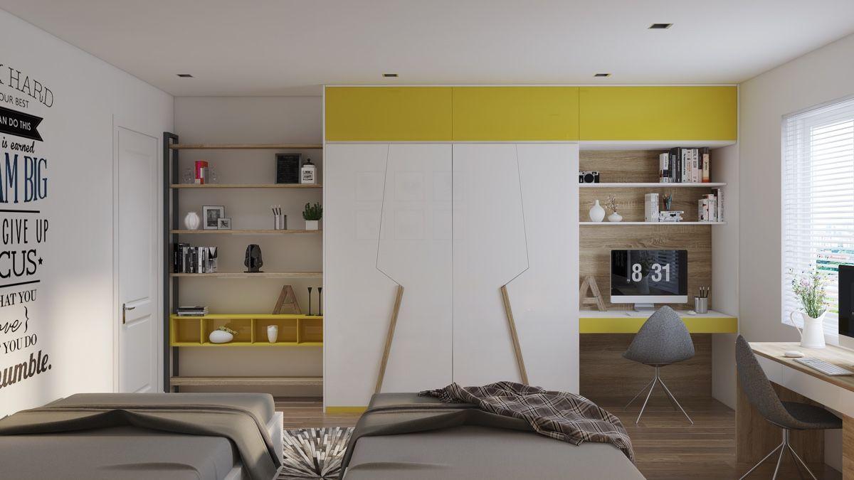 Schlafzimmer graue schlafzimmer ideen ein gro es graues - Betonwand wohnzimmer ...