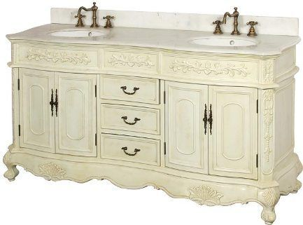 Ornate Bathroom Vanities Dreamline