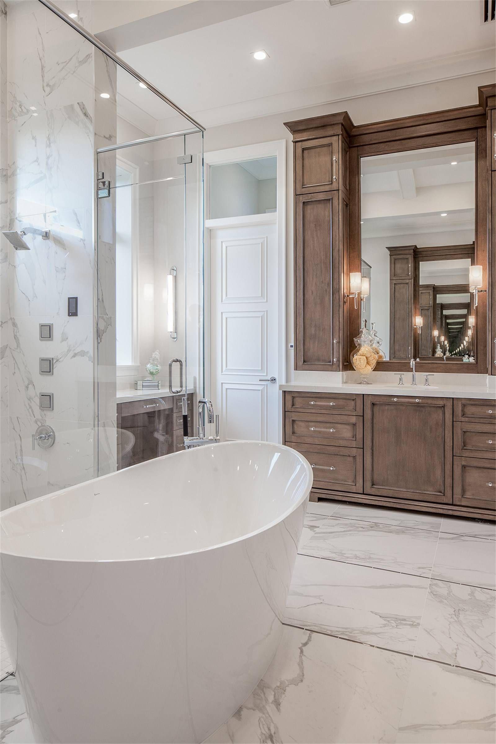 727 Buttonbush Lane Naples Fl 34108 Master Bathroom With His And Hers Vanities His And Hers Water Bathroom Images Bathroom Interior Design Guest Bathrooms [ 2400 x 1600 Pixel ]
