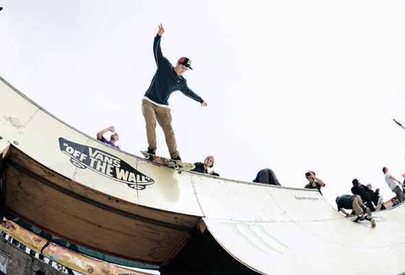 Vans Off the Wall Spring Classic 2012 at Varazze | Video Recap