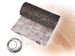 Thermosoft Electric Radiant Floor